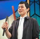 濱田祐太郎が盲目の理由となぜ芸人に?ネタ漫談動画がおもしろい!