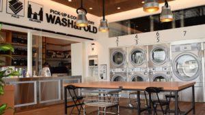 山崎美香の洗濯代行WASH & FOLDの料金は?アピッシュの売上げや夫や子供は?